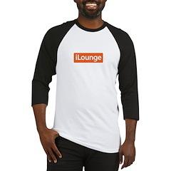 iLounge Orange Baseball Jersey