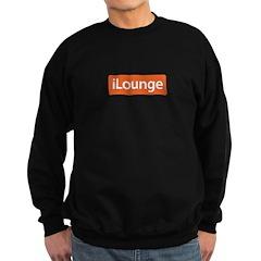 iLounge Orange Sweatshirt