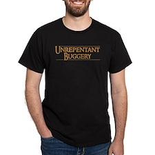 Unrepentant Buggery T-Shirt