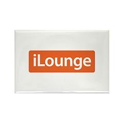 iLounge Orange Rectangle Magnet (100 pack)