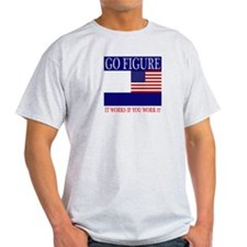 2-Go FIGUREUSA copy T-Shirt