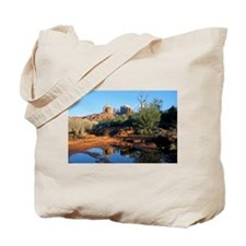 Cute Cathedral rock Tote Bag