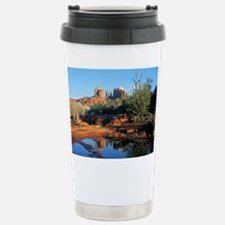 Unique Sedona arizona om aum red rocks Travel Mug