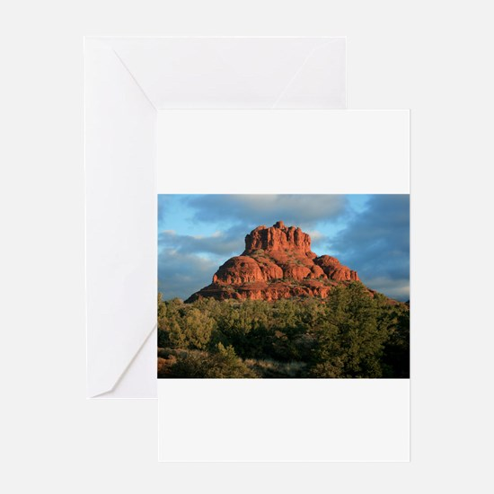 Cute Sedona Greeting Card