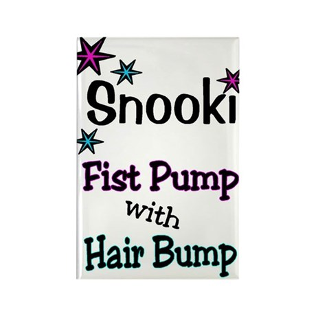 SNOOKI Rectangle Magnet