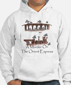 A Murder on the Orient Express Hoodie