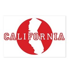 Funny California so cal Postcards (Package of 8)
