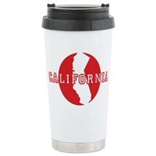 Unique Northern california Travel Mug
