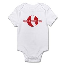 Cool So cal Infant Bodysuit