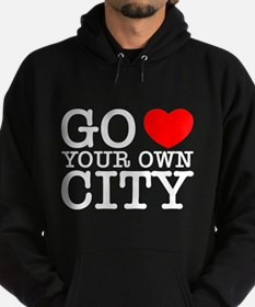 Cute I heart new mexico Hoodie