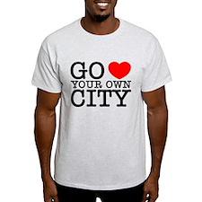 loveurcity T-Shirt