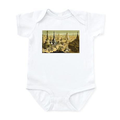 Old Mien Burma Infant Bodysuit
