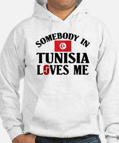 Somebody In Tunisia Hoodie
