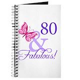 80th birthday women Home Accessories