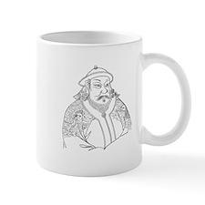 Kublai Khan Mug