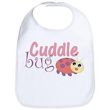 Pink Cuddle Bug Bib