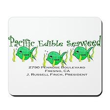 Uncle Miltie's Pacific Edible Mousepad