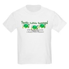 Uncle Miltie's Pacific Edible T-Shirt