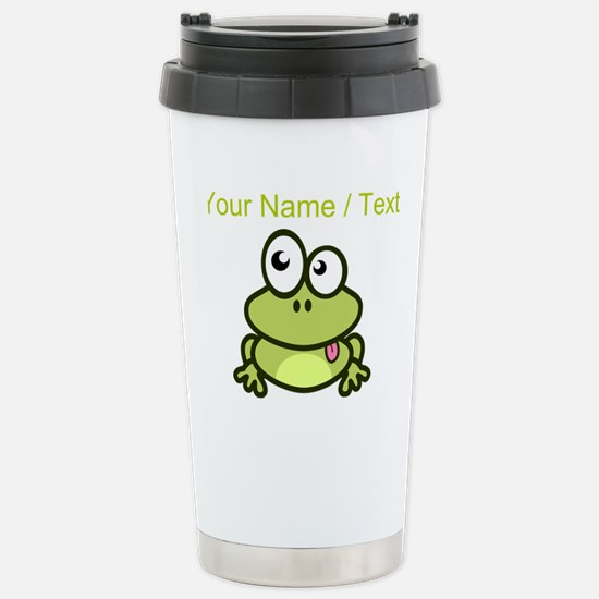 Cute Animal cartoon Travel Mug