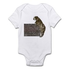 Sgt. Stubby Infant Bodysuit
