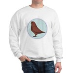 French Mondain Pigeon Sweatshirt