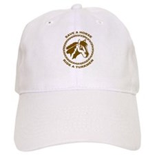 Ride A Turkmen Baseball Cap