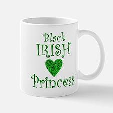 """Black Irish Princess"" Mug"