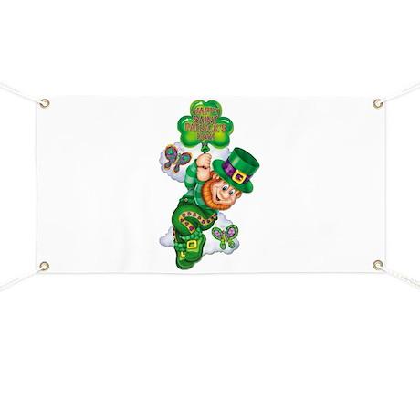 Leprechaun Banner