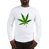 Cannabis Long Sleeve T Shirts