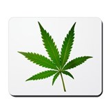 Cannabis Mouse Pads