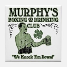 Murphy's Club Tile Coaster