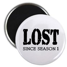 'LOST' Magnet