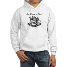 Unique Tea cup Jumper Hoody