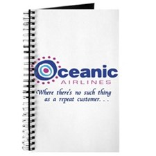 'Oceanic Airlines' Journal