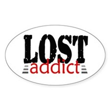 'LOST Addict' Decal