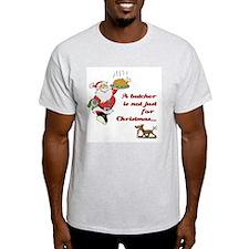 The Butcher's Ash Grey T-Shirt