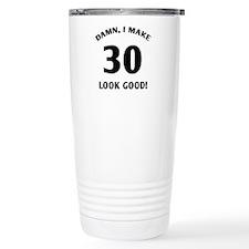 30 Yr Old Gag Gift Travel Mug