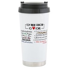 Forks Top 12 Travel Mug