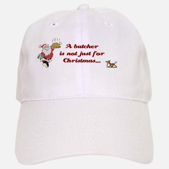 The Butcher's Baseball Baseball Cap