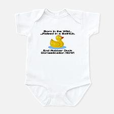 Rubber Duck Infant Bodysuit