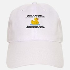 Rubber Duck Baseball Baseball Cap