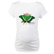 Emerald Swallowtail Butterfly Shirt