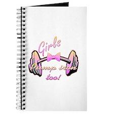 Girls pump iron too! Journal
