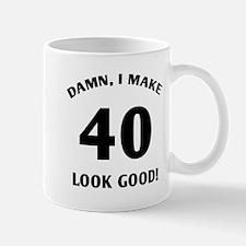 40 Yr Old Gag Gift Mug