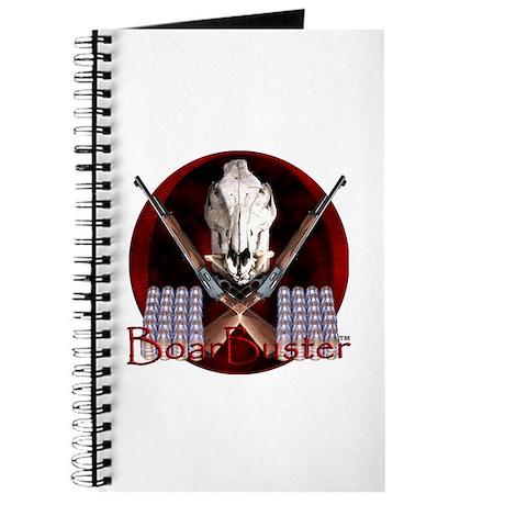 Boar Buster Bullet Journal