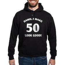 50 Yr Old Gag Gift Hoodie
