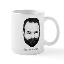 fear_the_beard_w_txt. Mugs