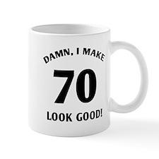 70 Yr Old Gag Gift Mug