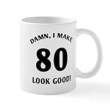 80 Yr Old Gag Gift Mug