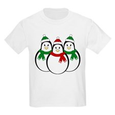 Christmas Penguins T-Shirt